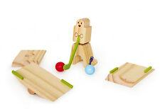 Tisch Minigolf Spielzeug small foot Spiel Golf Tischspiel Holz ab 3 Jahre