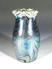 LOETZ Jugendstil Art Nouveau Glas Vase ° Lötz Phänomen Glasvase um 1902