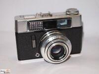 Voigtländer Vitoret LR Kamera Objektiv Color-Lanthar 2,8/50 mm (teildefekt)