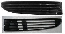 AUDI A8/S8 D2 1994 - 1999 FRONT Bumper Grill PAIR (Left + Right)