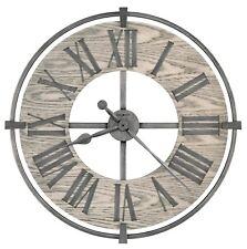 "HOWARD MILLER OVERSIZED GALLERY WALL CLOCK 32""  ""ELI"" 625-646  625646"