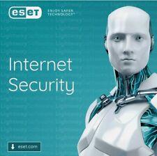 ESET NOD32 INTERNET SECURITY 2021 - 2 YEARS 1 PC WORDWIDE ACTIVATION KEY