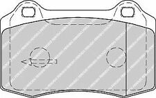 Ferodo FDB1949 Rear Axle Premier Car Brake Pad Set Replaces 5174327AC