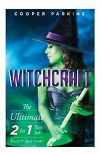 The Ultimate Witchcraft 2 in 1 Box Set Wicca and Tarot Cards!: Witchcraft :...