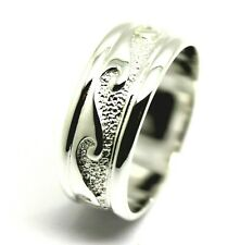 Size 13 / Z+ 1 Kaedesigns Genuine Genuine Sterling Silver 925 Surf Wave Ring