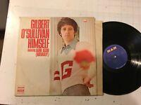 Gilbert O'Sullivan Himself LP MAM-4 M.A.M. 1972 original vinyl alone again natur