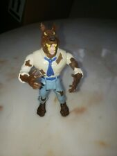 The Real Ghostbusters  Monsters Wolfman   1989