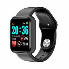✅ Reloj inteligente Smartwatch pantalla táctil para Samsung Galaxy Iphone Lg Motorola ✅