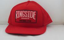 Vintge Boxing Hat - Ringside Products - Adult Trucker Snapback