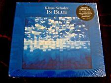 Slip Treble: Klaus Schulze : In Blue : Deluxe Edition 3CDs Sealed
