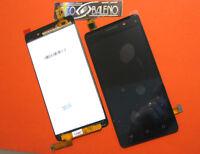 "DISPLAY LCD+ TOUCH SCREEN ASSEMBLATO HUAWEI PER HONOR 4C 5,0"" VETRO NERO"