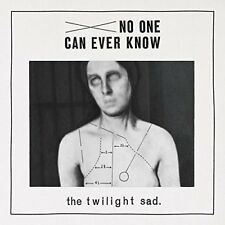 The Twilight Sad - No One Can Ever Know [CD]