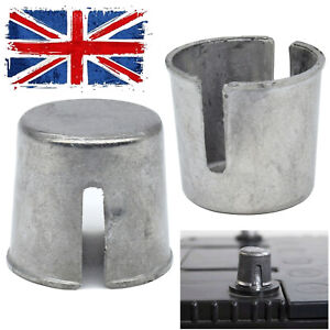 2x Negative Positive For Worn Posts Loose Terminals Battery Post Repair Shims