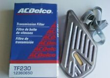 Auto Trans Filter Kit  ACDELCO TF230 Transmission Filter kit