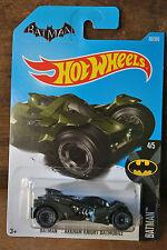 2017 Hotwheels - Batman - Arkham Knight Batmobile