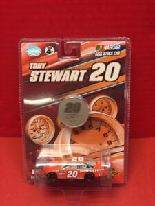 Wonners Circle #20 Tony Stewart Home Depot Car And Coin