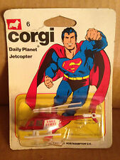 CORGI DAILY PLANET JETCOPTER SUPERMAN NEW