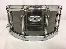 "Pearl SensiTone Premium Brass 14"" Snare Drum/Model: STA1465BR/New Display Model"