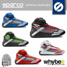 Sparco Waterproof Car & Kart Race Boots