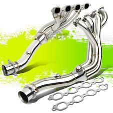 STAINLESS RACING 2X4-1 MANIFOLD HEADER/EXHAUST FOR FOR 14-17 CORVETTE C7 LT1/LT4
