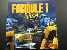Book Formule 1 Pitstop 2002 door Anjes Verhey (Nederlands)