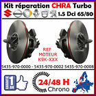 KP35 Turbocompresseur chargeur CHRA Renault Nissan Dacia 1.5 dCi Neuf KKK Turbo