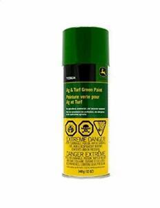 John Deere Original Equipment Green Spray Paint #TY25624