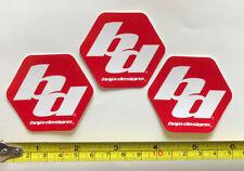 3 Bd Baja Design Racing Stickers Decals Offroad Utv Overland Bitd Ultra4 Jeep Mx