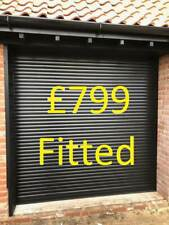 Electric Roller Garage Doors Fitted From £799
