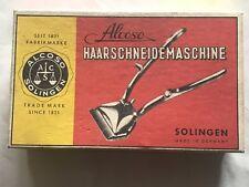 ALCOSO SOLINGEN TAGLIACAPELLI hair clipper Haarschneidemaschine 65/00