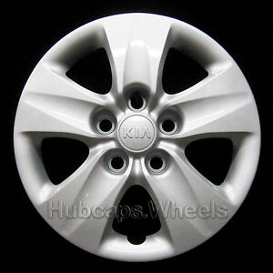 "Hubcap for Kia Forte 2014-2018 - Genuine OEM Factory 15"" Wheel Cover 66028"