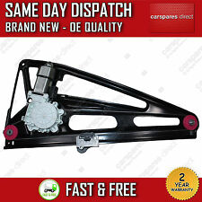 BMW 7 SERIES E38 1994>2001 REAR LEFT SIDE WINDOW REGULATOR WITH 2 PIN MOTOR NEW