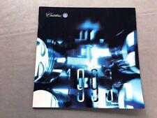 1999 Cadillac 28-page Sales Brochure - Escalade DeVIlle Seville Eldorado Catera