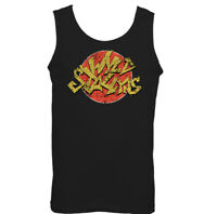 Wyld Stallyns Mens Funny Bill and Ted Movie Vest Film Comedy Electric Guitar