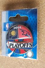 2014 NBA Playoffs pin Indiana Pacers vs Atlanta Hawks
