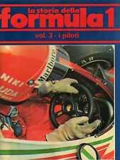La Storia della Formula 1 vol 3 I Piloti