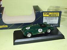JAGUAR TYPE C N°18 Winner LE MANS 1953 TOP MODEL TMC030