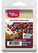 Better Homes and Gardens Wax Cubes, Wild Berry Cheesecake $5.49 FREE SHIPPING
