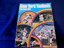 1970 NEW YORK YANKEES YEAR BOOK