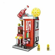 LOZ Street Mini Store shop Kids Puzzle Mini Block Brick Toy w/Box