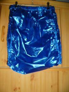 Gummihose , Windelhose , PVC Hose GR XL mit Klettverschlüssen