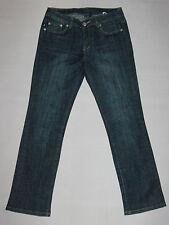 Victoria Beckham For Rock & Republic Jeans 30/28 azul Denim