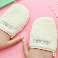 Makeup Remover Cleansing Glove Tool Beauty Reusable Facial Cloth Face Towel