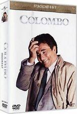 Dvd IL TENENTE COLOMBO - Stagione 6 & 7 - (Box 4 Dischi) ......NUOVO