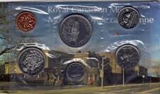 1973 Canada PL RCM Set (6 Coins UNC.)