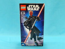 Lego Star Wars 75537 Darth Maul Buildable Figure 104pcs New Sealed 2018