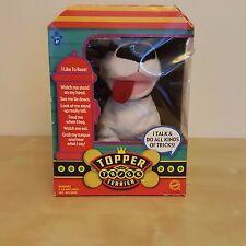 Topper il trucco Terrier-MECCANICO/ELETTRONICO Dog-MOLTO RARA! 2003