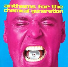 ANTHEMS FOR THE CHEMICAL GENERATION - VARIOUS - U.K. PRESS CD - 1997  ELECTRONIC