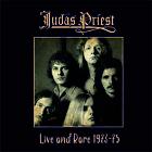 JUDAS PRIEST Live and Rare 1973-75 CD Lt...