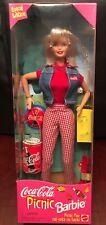 Special Edition *Coca-Cola Picnic Barbie Mattel #19626 NIB 1997